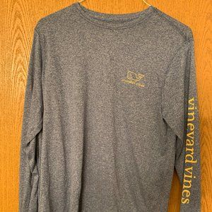 Vineyard Vines long sleeve athletic t-shirt, L